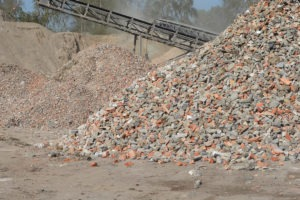 Odpady budowlane Poznań