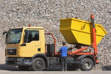 Wywóz odpadów budowlanych tanio