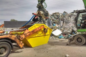 Wywóz śmieci w Poznaniu