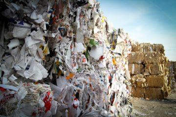 podział odpadów